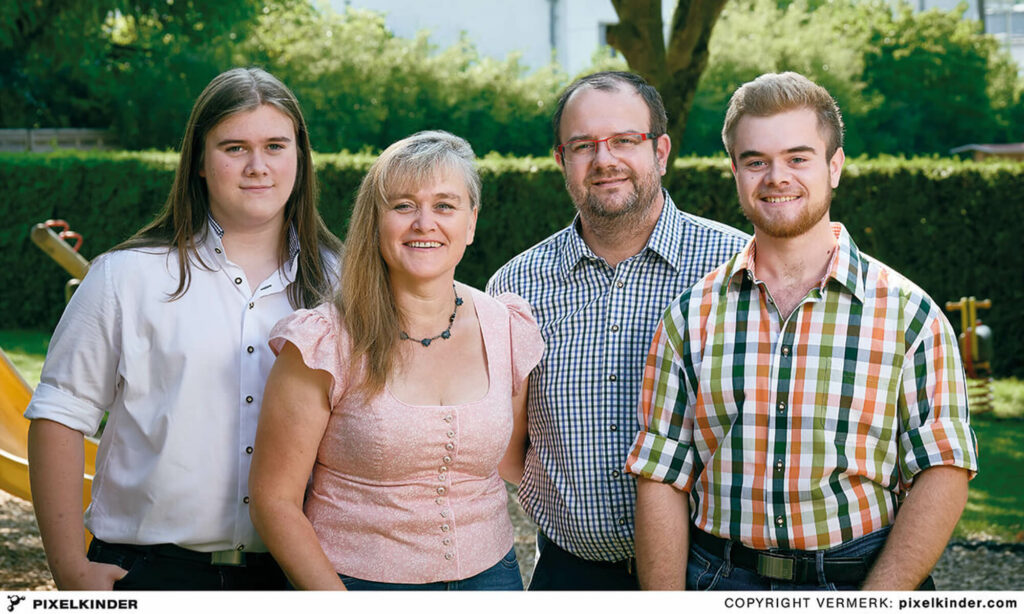 Familie Lüftner